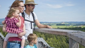The First Treetop Walk, Bavarian Forest National Park