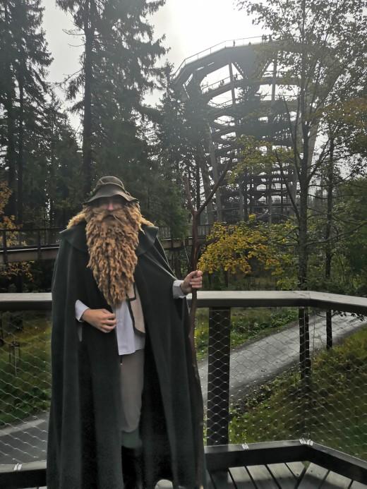Den s Krakonošem na Stezce korunami stromů v Krkonoších
